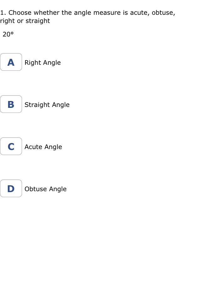 Thinkster Maths Ccss Maths Curriculum India Grade 5 Angles